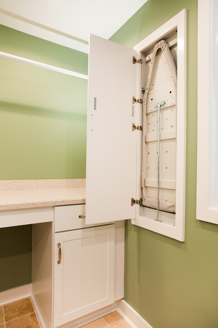 Brentwood Lane Laundry Room - Contemporary - Laundry Room - indianapolis - by Case Design ...