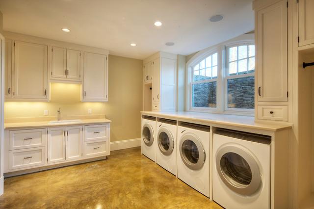 Bristol Rhode Island Cabinets Traditional Laundry Room Providence By Jonathon Dahl