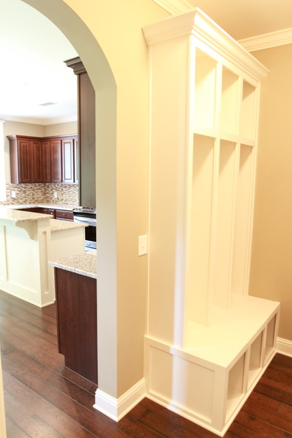 Resident Homes in The Preserve Subdivision - Traditional - Laundry Room - birmingham - by Sylvia ...