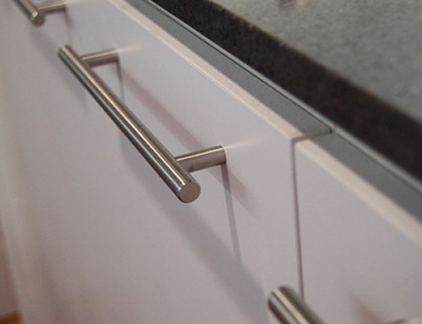 cabinet hardware contemporary-laundry-room