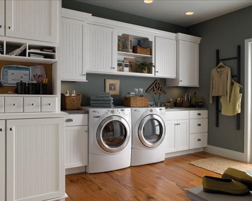 Cabinetry in other rooms traditional-laundry-room