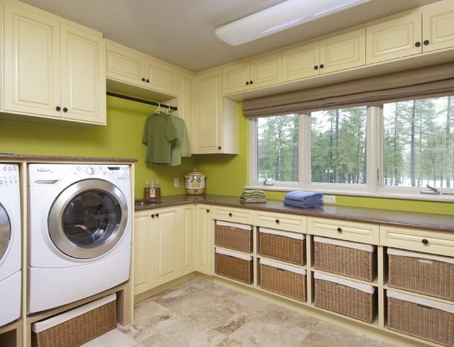 Carlisle Laundry traditional-laundry-room