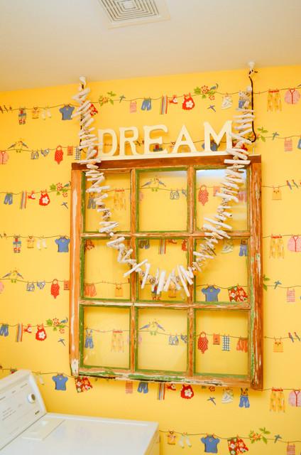 Cheri Bradshaw eclectic-laundry-room