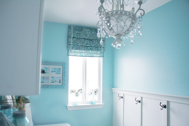 Cindy Mandernach eclectic-laundry-room