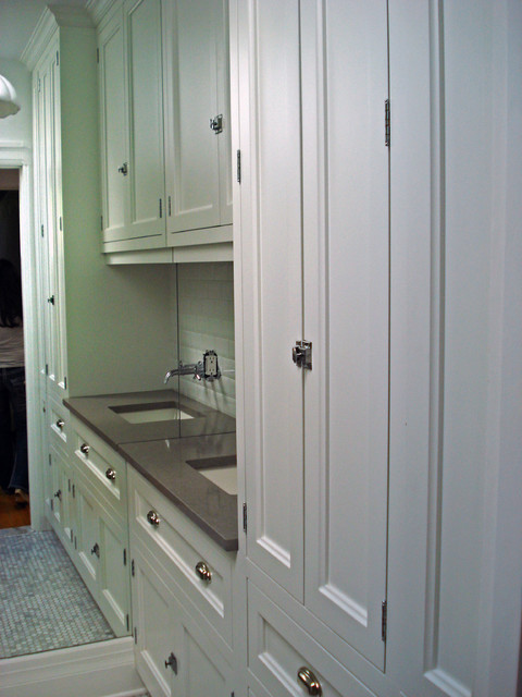 Classic laundry room traditional laundry room