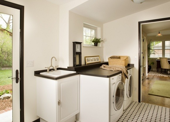 Classic laundry room traditional-laundry-room