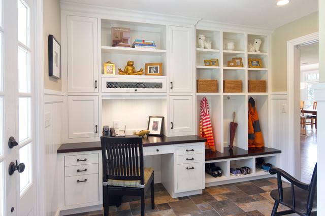 Mudroom Design Ideas mudroom design ideas Traditional Laundry Room By Knight Architects Llc