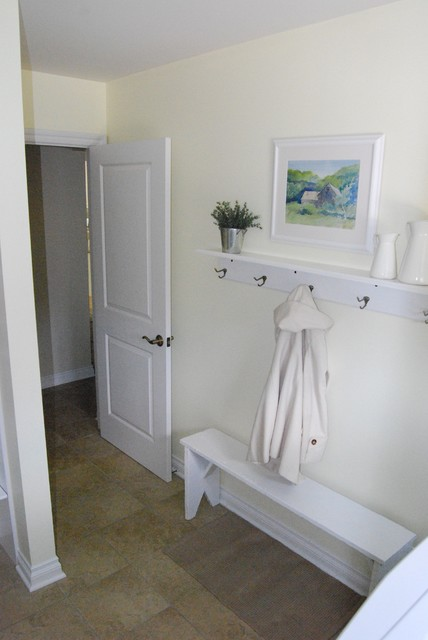 Clean Laundry Room traditional-laundry-room