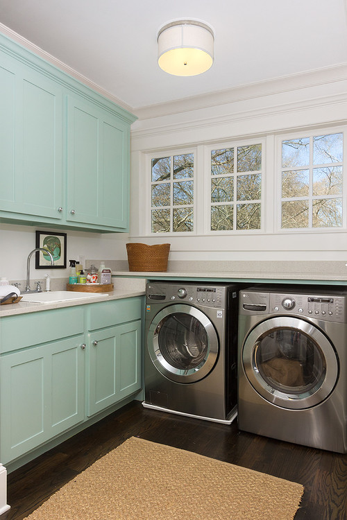Vision for The Laundry Room & Craft Room {My New House!}