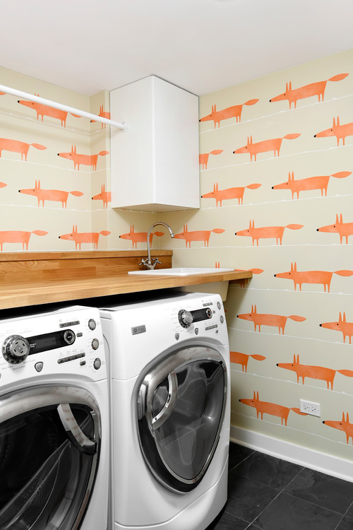 Is There A US Supplier For This Mr Fox Wallpaper