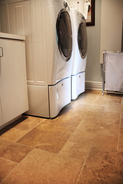 cozy bathrooms private residence franklin lakes laundry room