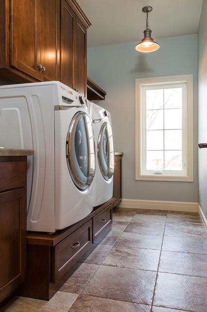 cozy coastal home farmhouse laundry room other by hj martin