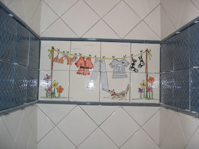 craft laundry room eclectic laundry room los angeles