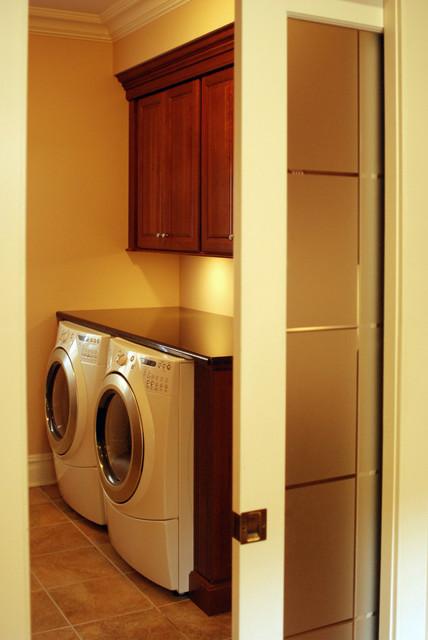 Cranbury Design Center traditional-laundry-room