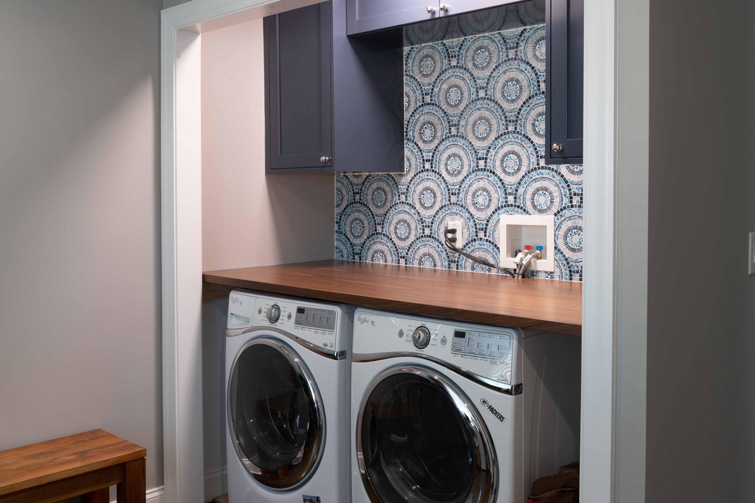 Cranbury Laundry Room