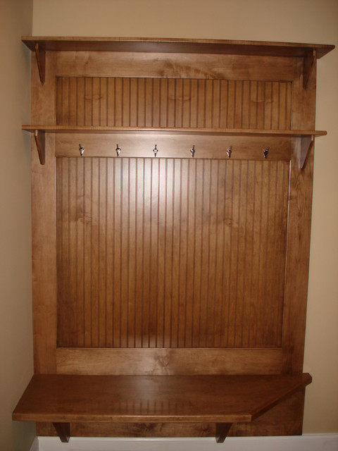 Custom Bench Mud Room