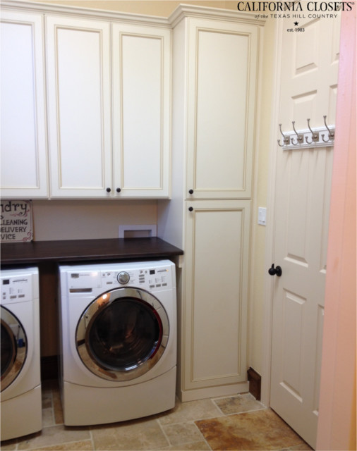 Custom Closets Laundry Room Rooms