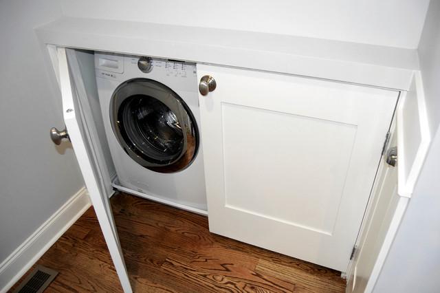 Decatur Craftsmen Home craftsman-laundry-room