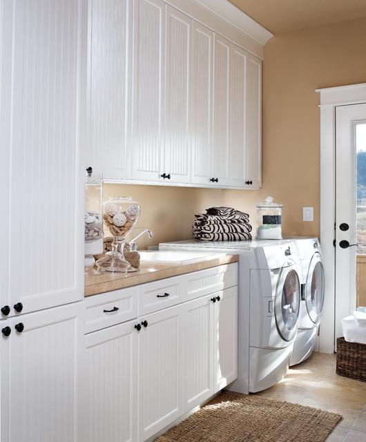 DeWils Laundry Room traditional-laundry-room