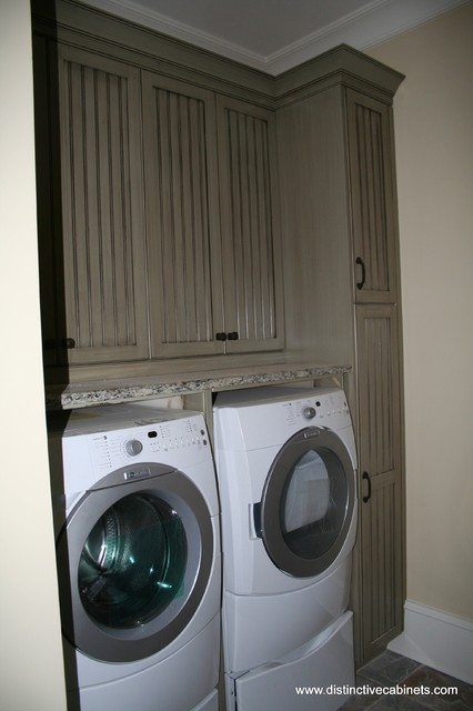 Distinctive Cabinets, LLC - Utility Rooms  laundry room