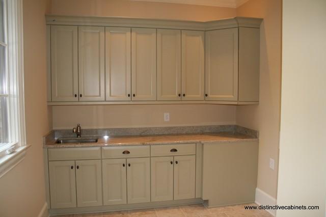 Distinctive Cabinets, LLC - Utility Rooms