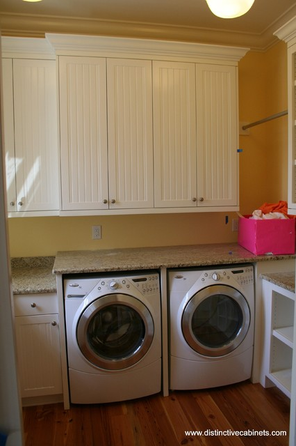 Distinctive Cabinets, LLC - Utility Rooms - - laundry room ...