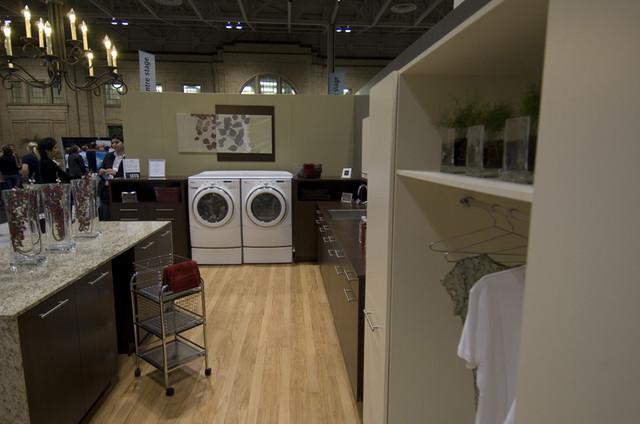 Dream Laundry Room Contemporary Laundry Room Toronto