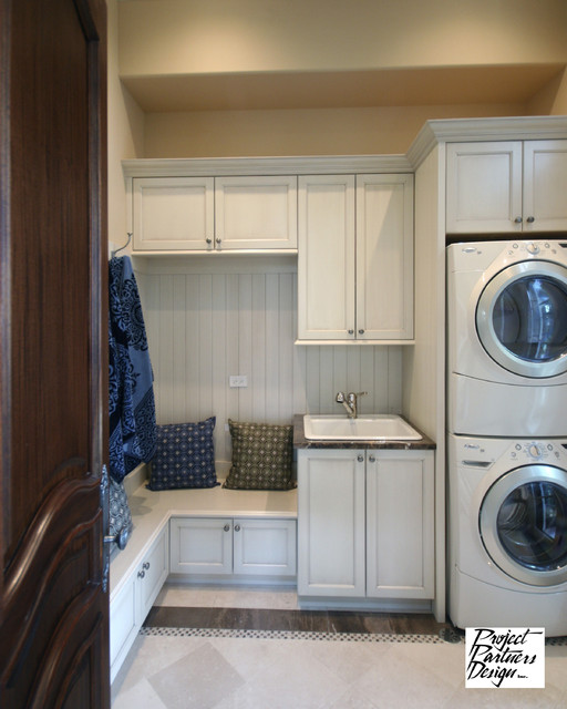 Dream Mud Room - Traditional - Laundry Room - Chicago - by ...