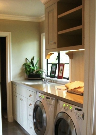 Eclectic Laundry Room eclectic-laundry-room