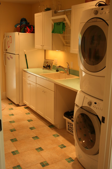 Efficient Laundry craftsman-laundry-room