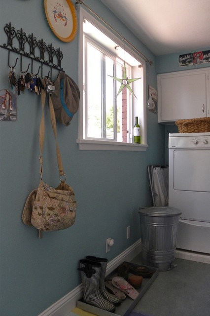Erin Waldman - Eclectic - Laundry Room - salt lake city - by Sarah Greenman