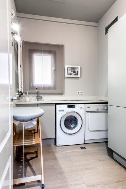 Espacios abiertos con iluminaci n natural for Diseno de lavaderos