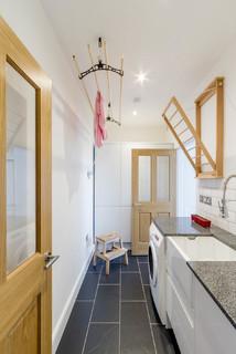 Essex drive karen parry architects modern hauswirtschaftsraum glasgow von alexis - Nicolas kleine architect ...