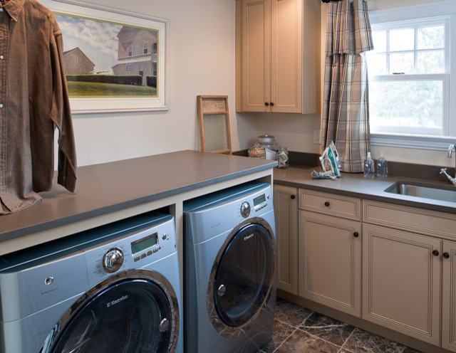 Bath GP traditional-laundry-room