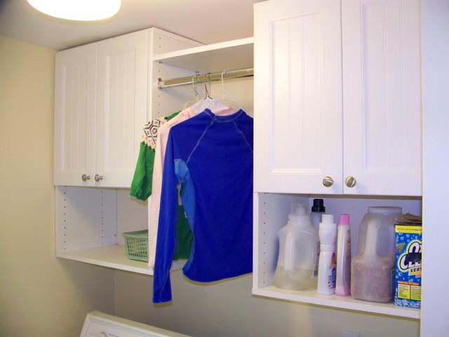Expert Closets Samples closet