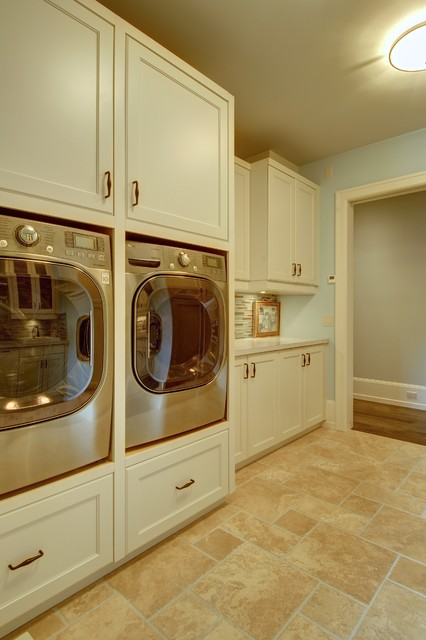 Fabulous City Living - Craftsman - Laundry Room - calgary - by Rockwood Custom Homes