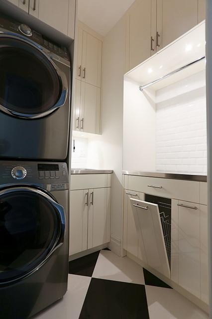 Felbrigg contemporary-laundry-room