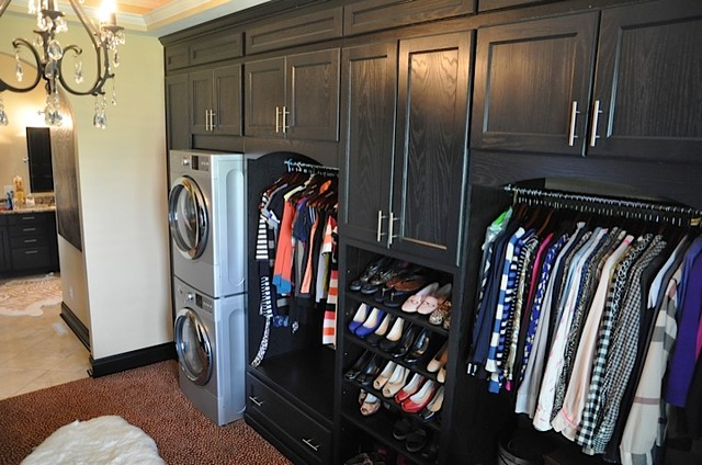 Exceptionnel Feng Shui Closets/Organization Traditional Laundry Room