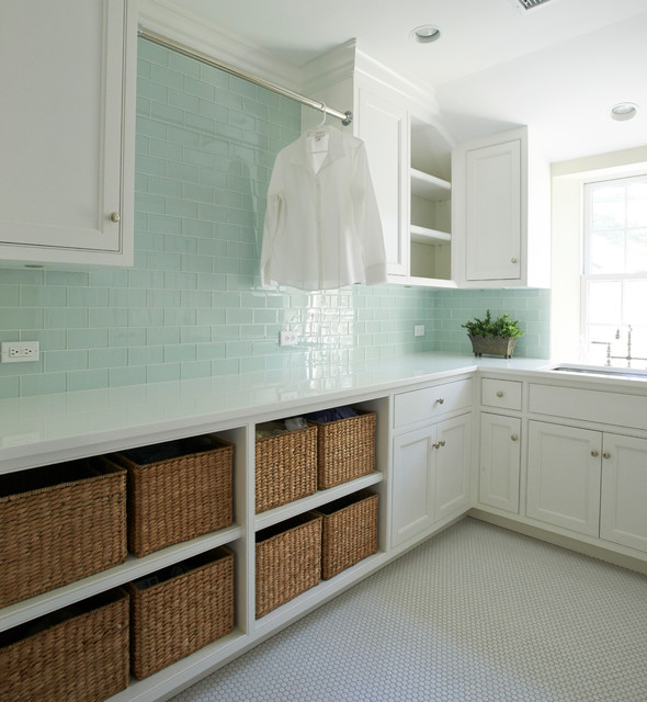 7 Laundry Room Color Palettes To Make