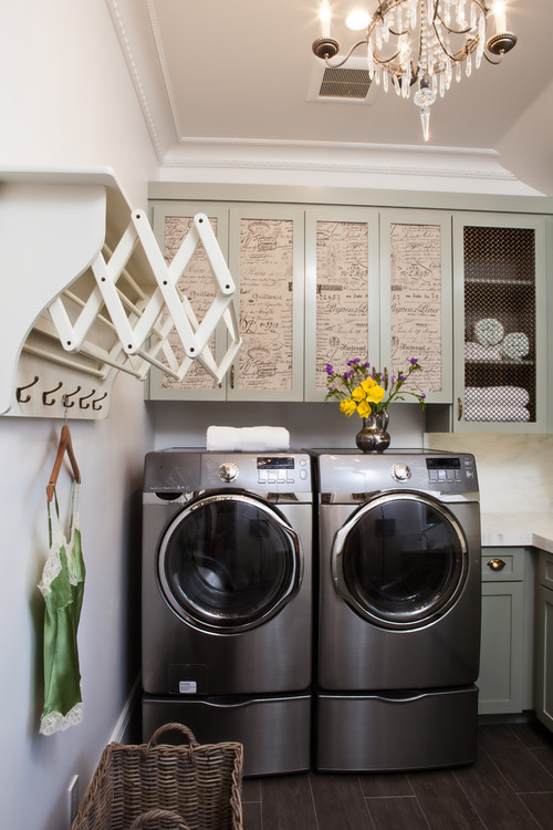 How To Solve Your Laundry Room Frustrations Casa Flores Custom Cabinetry