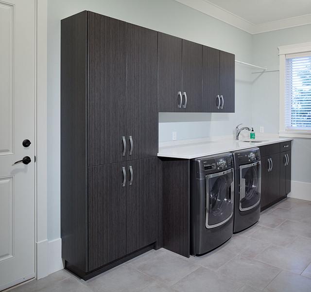 Morgan Creek Project 1 contemporary-laundry-room