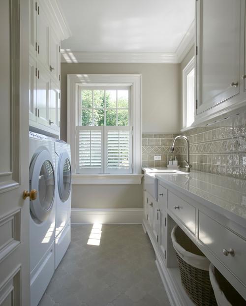 Laundry Room Addition in Portland Oregon