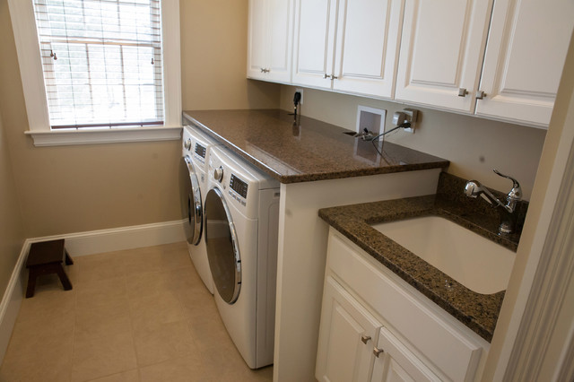 Granite Marble and Quartz Countertops : traditional laundry room from www.houzz.com size 640 x 426 jpeg 62kB