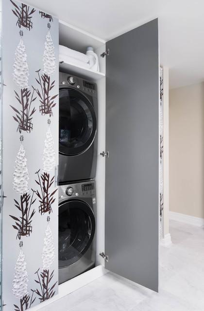 卫生间橱柜混搭风格效果图