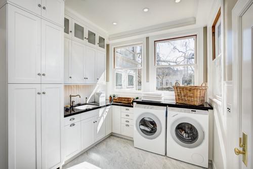 Bilder tvättstuga