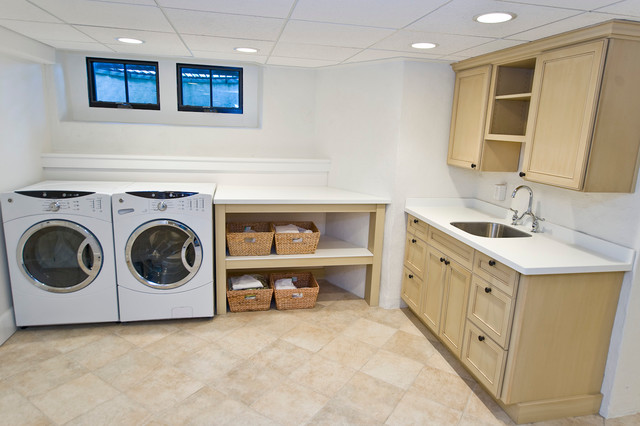 Historic renovation in west chester pa traditional for Laundry room renovation