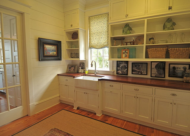 Home farm 1 traditional laundry room charleston by for Country laundry room
