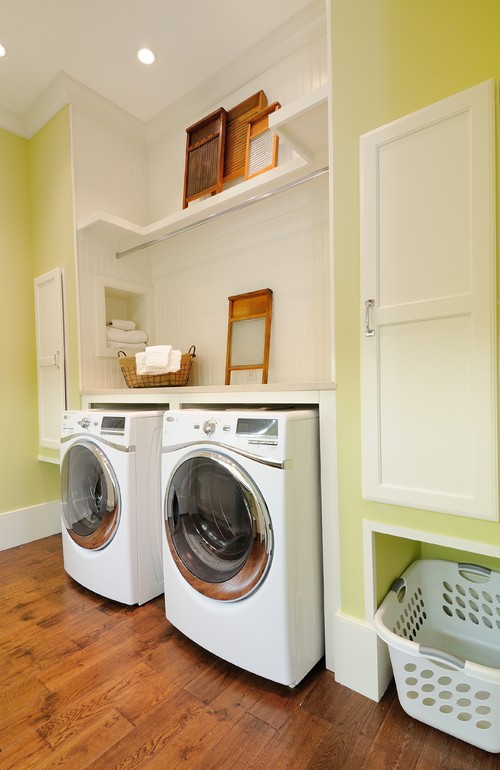 Donna's Blog: Laundry Room Storage | Indidesign