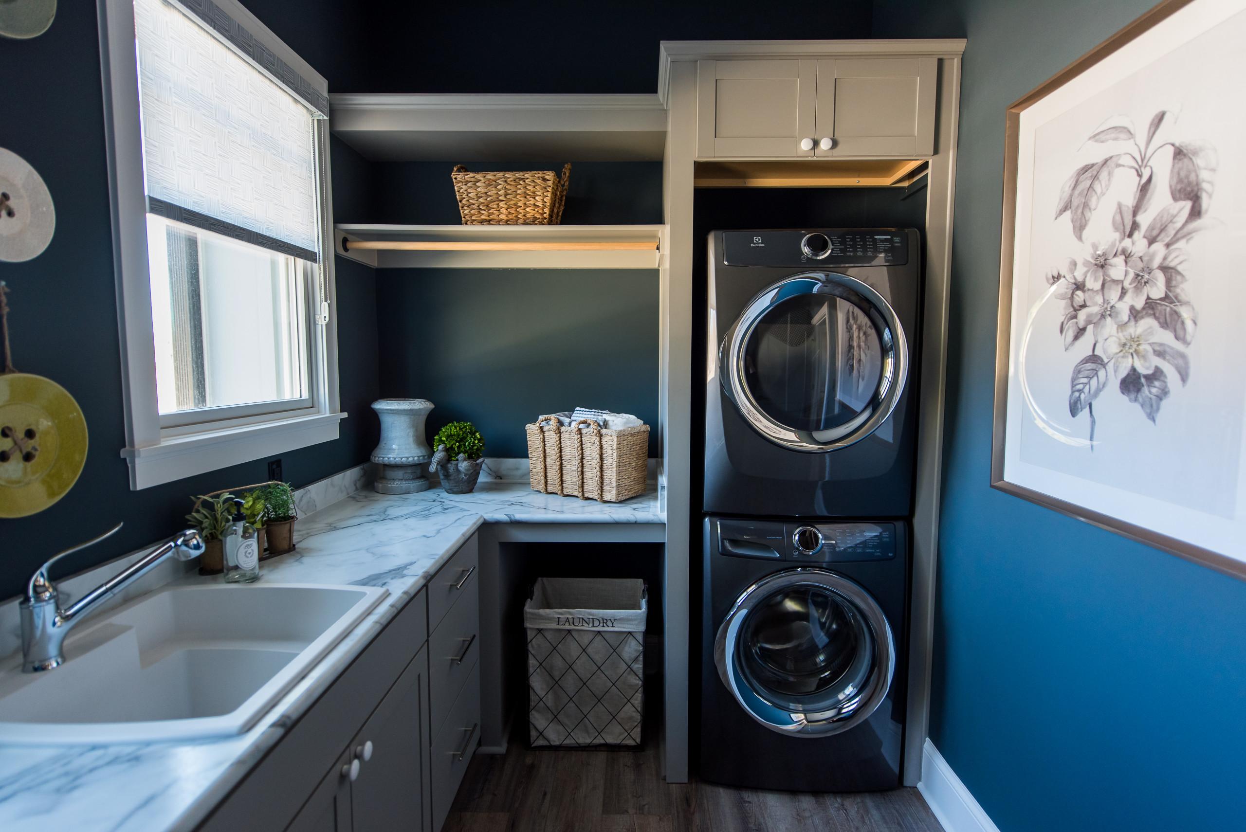Lavatrici che si agganciano al lavello