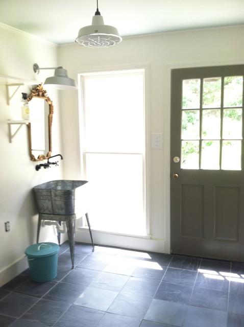 Indian Hills farmhouse-laundry-room